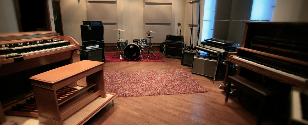 Chrome Attic Professional Recording Studio